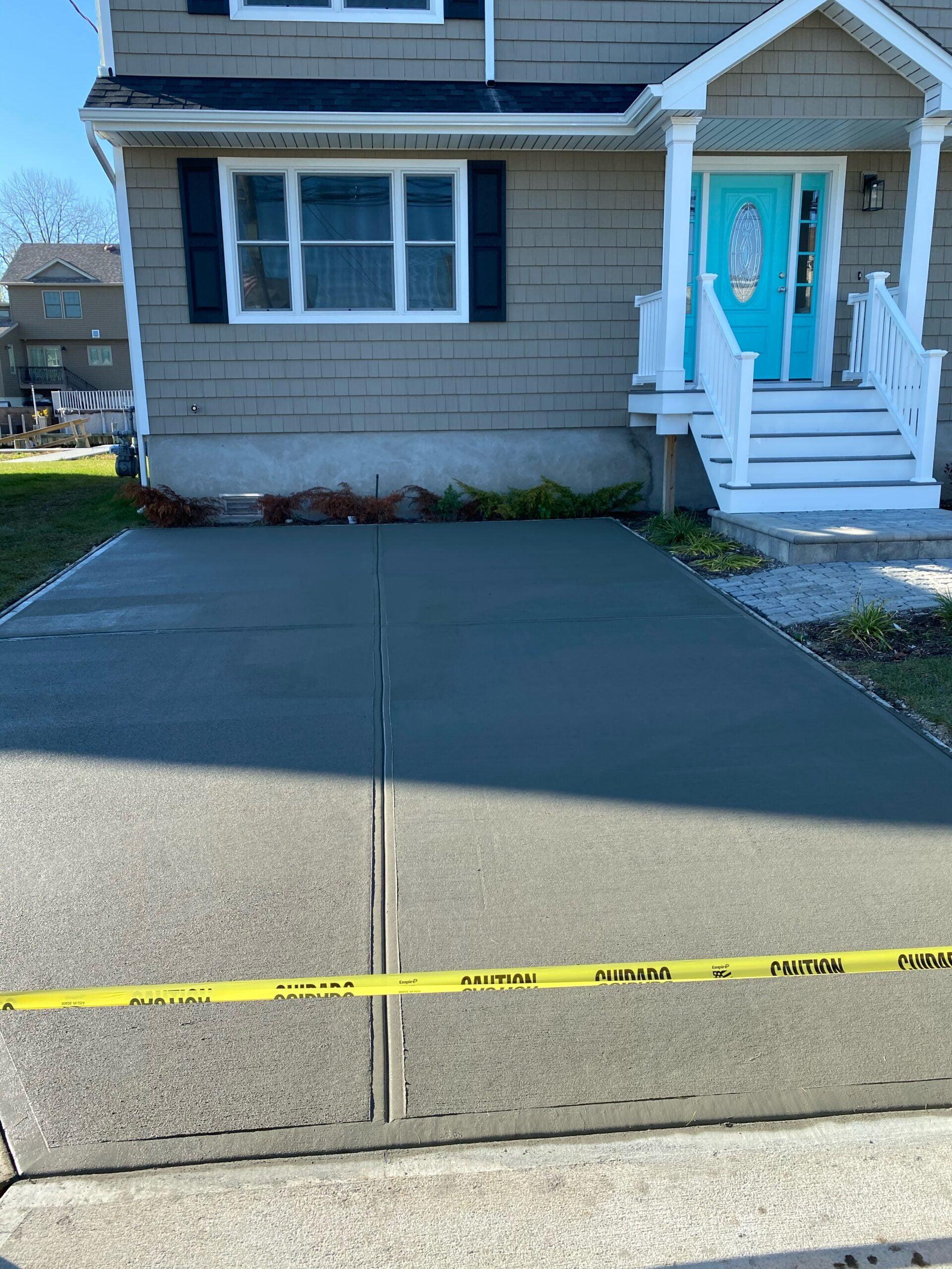 concrete company near me sidewalk repair